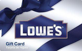 Card Lowe's