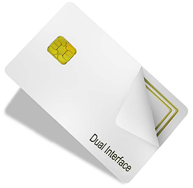 Contactless Card Dual Interface