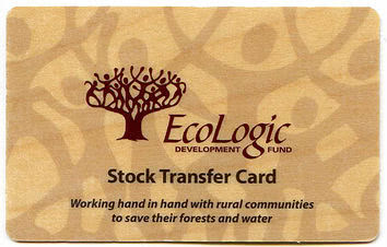 EcoLogical Card